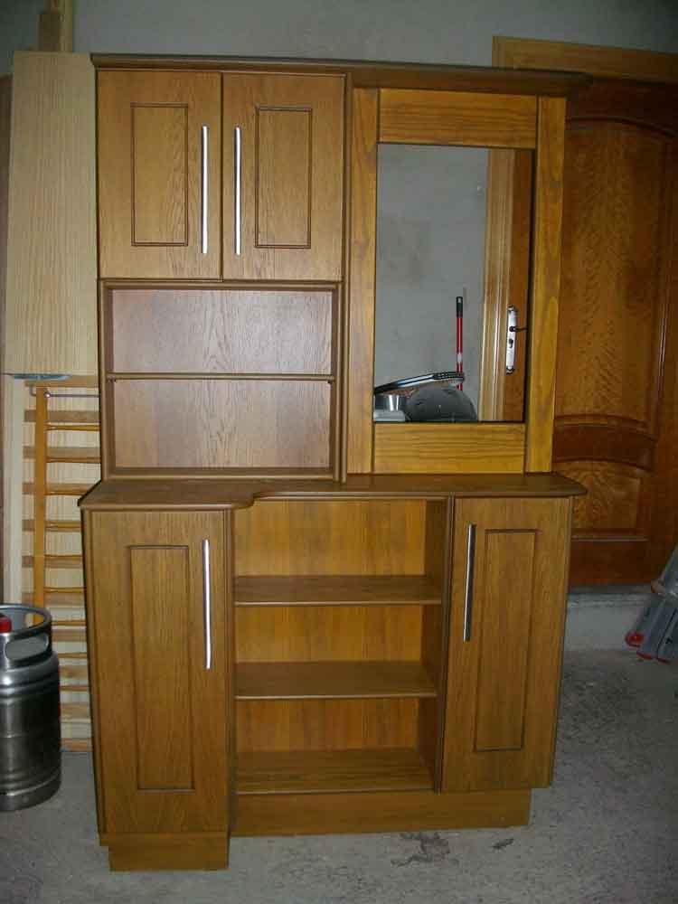 Mueble entrada carpinter a antonio jos - Mueble para la entrada ...